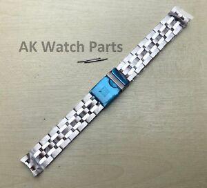19mm Strap Fits Tissot PRC200 T055417A T055410A T055430A T066407A Bracelet/Band