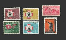 N45 - Albania small lot of used stamps