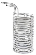 Wort Chiller - Stainless Steel Immersion for Brewing Brew 11m of Corrugated Tube