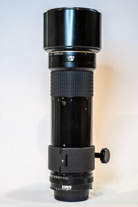 Nikkor *ED 400mm f5.6 Ai-S Excellent condition s/n289034.