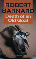 Death of an Old Goat by Barnard, Robert Paperback Book The Fast Free Shipping