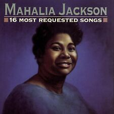 Mahalia Jackson - 16 Most Requested Songs  CD   NEU+VERSCHWEISST/SEALED!