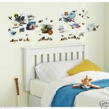 Disney Planes Stick A Story Vinyl 100 Wall Stickers Glow In The Dark Room Decor
