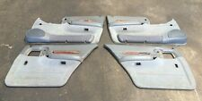 Holden VR VS Calais Leather Front/Rear Door Trims Set of 4