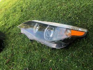 2004-2005 BMW E60 525i 530i 550i M5 headlight headlamp light Bi-Xenon Genuine LH