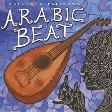 Putumayo Arabic Beat World Music Classic Upbeat Dance & Vocal Music Songs New