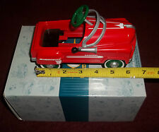 Kiddie Car Classics Hallmark 1950 Holiday Murray General In Original Box