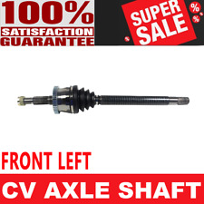 FRONT LEFT CV Axle Shaft For JEEP CHEROKEE 99-01 GRAND CHEROKEE 99-04 4WD AWD