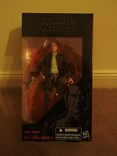Star Wars TFA Black Series 6-Inch Wave 5 - Han Solo Action Figure
