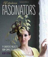 Fabulous Fascinators - Book - Kerry Aston