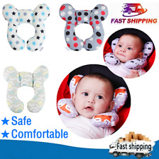 Objdump Baby U-Shaped Travel Car Seat Stroller Head Neck Support Pillow Cushion