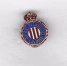 Real Titanico Laviana (España) - Montaje Broche Insignia de Solapa