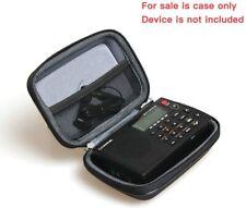 Travel Hard Case C Crane Cc Skywave Black Shortwave Weather Airband Portable