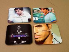 Enrique Iglesias Album Cover COASTER Set