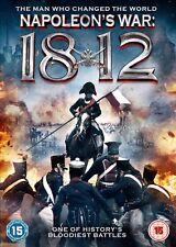 Napoleon's War 1812 DVD Region 2 UK X2a 2016