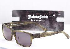 ac2abc73f6 New Authentic Dakota Smith Sunglasses Perception Sage 59-15-145
