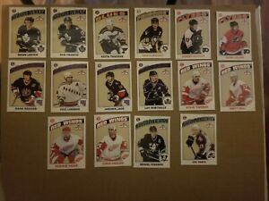 2004-05 Pacific Hockey Philadelphia Insert Set (1-16)