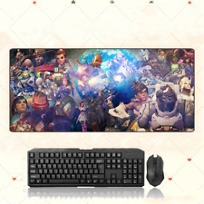 GAME Overwatch OW Extra Large Mouse Pad free shipping(31.5'' * 11.8'')