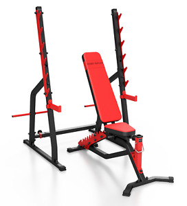 Hight Quality Professional Double Sided Bench +Multilevel Stands Gym Product PRO