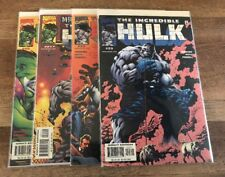 The Incredible Hulk # 20-21-22-23 (Marvel 2000-'01) Lot Of 4 Books!!