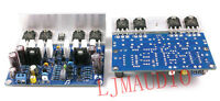 Assembled Stereo L20 power amplifier board mounted AMP with Angle aluminum