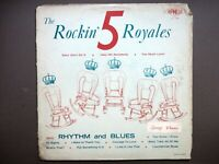 The Five Royals – The Rockin' 5 Royals (Apollo) LP 488 R&B EXTREMELY RARE LP!!