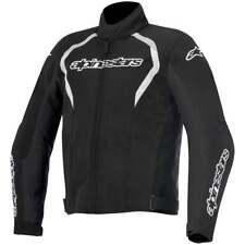 Alpinestars Giacca Moto Fastback WP (nero/bianco) L