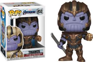 Avengers 4: Endgame - Thanos Pop! Vinyl #453 - NEW