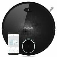 Cecotec Conga Series 3090 Robot Vacuum Cleaner 4 on 1 with Mapping and App.