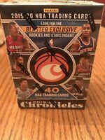 2019-2020 Panini Chronicles Basketball Blaster Box! - Sealed Unopened!  Retail