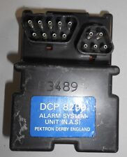 Genuine OEM 1990 Rover Sterling 827 Alarm System Module DCP 8299