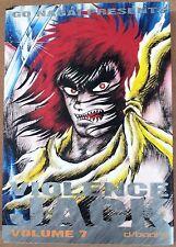 Violence Jack n. 7 di Go Nagai ed. D-Visual * SCONTO 40% * NUOVO!