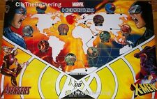 Avengers Vs X-men Evento Poster Marvel Heroclix