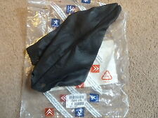 Genuine Peugeot 307 Grey Leather Gear Stick Gaiter Part No. 7588VR