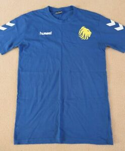 Rugby League Hummel Great Britain T-Shirt (MEN'S SMALL)