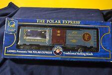 Lionel 6-25965 The Polar Express 10th Anniversary Boxcar - NEW
