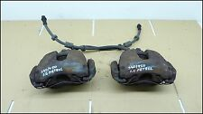 VOLVO S40 V50 04-07 1.6 PETROL PAIR O/S RIGHT AND N/S LEFT FRONT BRAKE CALIPERS
