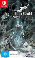 The Lost Child Rare Rare English Version Of Japanese Video Game Nintendo Switch