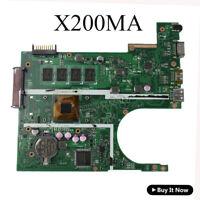 For ASUS X200M X200MA F200M F200MA K200MA W/ N2840 Motherboard 4GB Mainboard