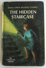 Nancy Drew #2 The Hidden Staircase RED TOP Carolyn Keene