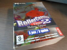 POUR PC ROLLERCOASTER tycoon 2 deluxe edition