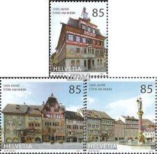 Zwitserland 1994-1996 (compleet Editie) postfris MNH 2007 1000 Years Stein aan R