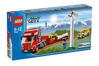 LEGO CITY 7747 WINDTURBINEN-TRANSPORTER  NEU + OVP