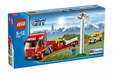 LEGO City Windturbinen-Transporter (7747)