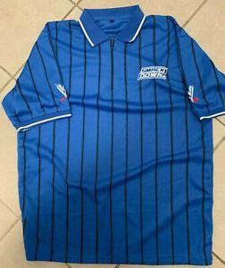 WWE Smackdown Blue Referee Shirt 3XL VERY GOOD