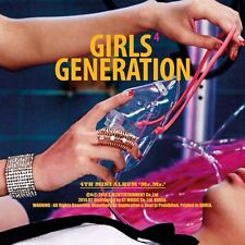 GIRLS' GENERATION [MR.MR.] 4th Album CD+Photo Book+Sticker K-POP SEALED