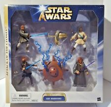 Star Wars AOTC Saga Multi-Pack JEDI WARRIORS, Toys R Us Exclusive, New