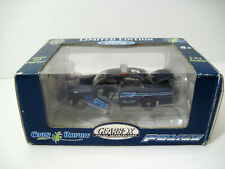 RARE 1 Gearbox COON RAPIDS Minnesota Police Dept. Ford Crown Victoria 1/43 w/Box