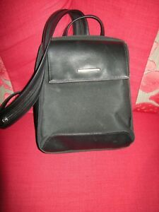 Black Rucksack/bag. shoulder bag