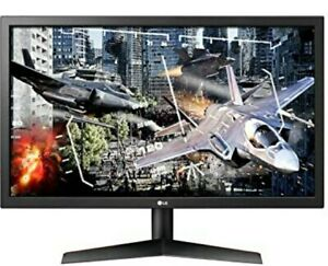 LG UltraGear Gaming Monitor 24in 24GN50W 144Hz, 1ms TN Display
